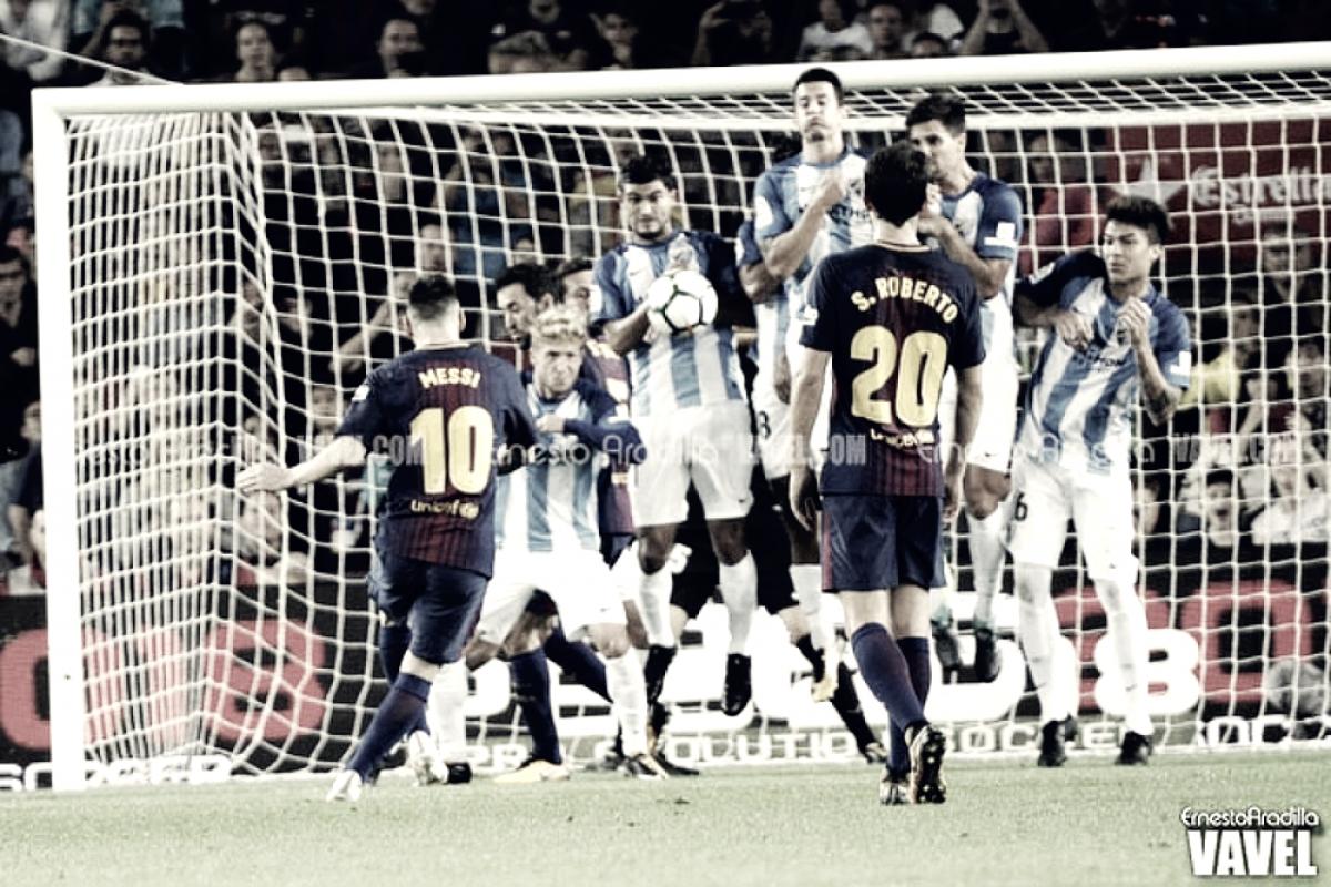 Málaga CF, Granada CF y Córdoba CF: los peores equipos en Primera