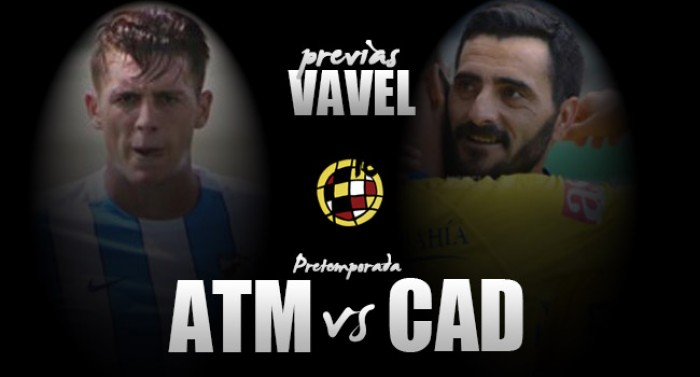 Atlético Malagueño - Cádiz CF: a continuar con el buen ritmo