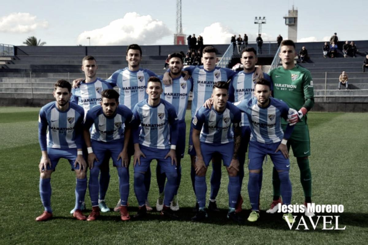 El Atlético Malagueño inicia la pretemporada para la categoría de bronce