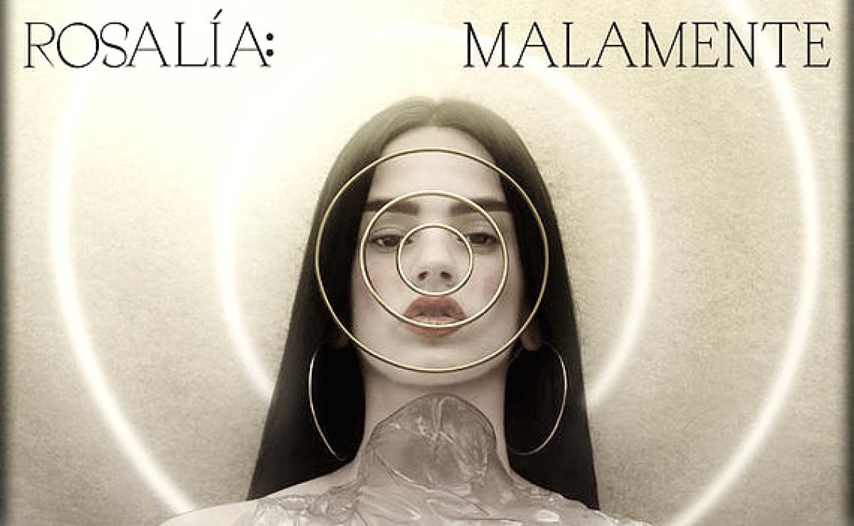 Rosalía disco de oro, 'Que malamente'...
