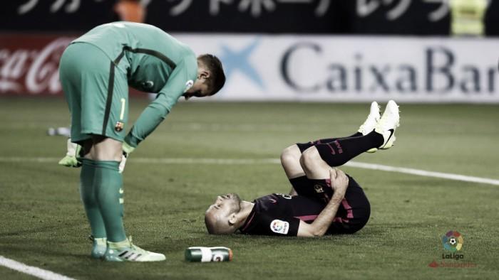 Liga - Barcellona svagato e frustrato: sconfitta salutare e fisiologica o caduta rovinosa?