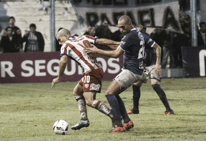 Atlético Rafaela 1 - 1 Unión: Puntuaciones del Tatengue