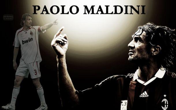 Tempo de relembrar... Paolo Maldini