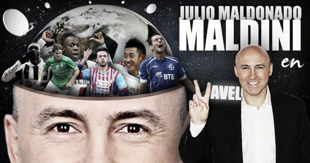 """Interview: Julio Maldonado 'Maldini': """"My dream is that what I am doing never comes to an end"""""""