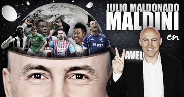 """Entrevista. Julio Maldonado 'Maldini': """"Mi sueño es que nunca se acabe lo que me está pasando"""""""