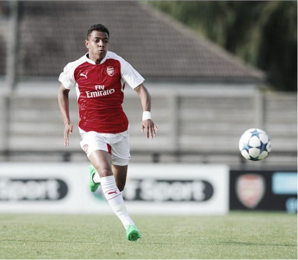 Who is Arsenal's latest youth latest youth prospect, Donyell Malen?