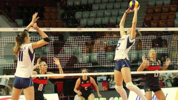 Volley, Gran Prix: l'Italia batte la Turchia e conquista il secondo successo