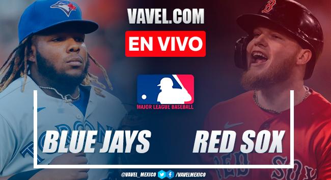 Resumen y carreras: Toronto Blue Jays 1-4 Boston Red Sox en MLB 2021