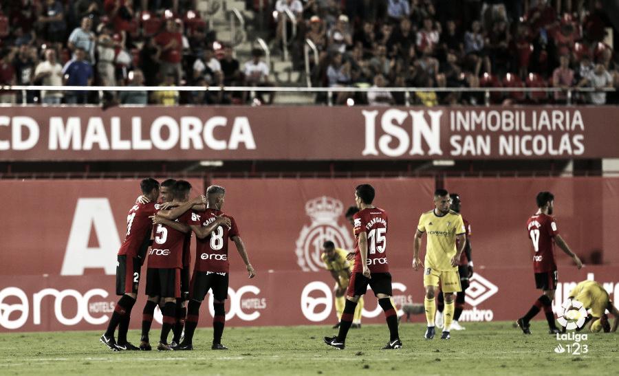 Recordando el Mallorca - Cádiz (1-0) de la primera vuelta