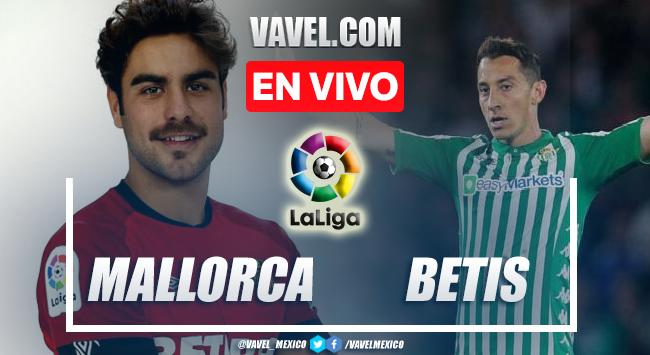 Resumen y mejores momentos del Mallorca 1-1 Real Betis en LaLiga 2021