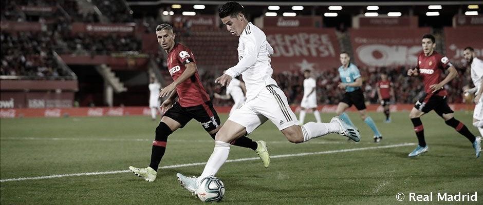 Real Madrid – Mallorca: horario y dónde ver el encuentro