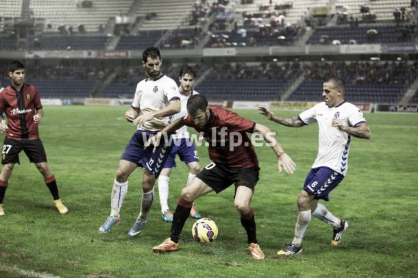 RCD Mallorca - CD Tenerife: solo vale ganar