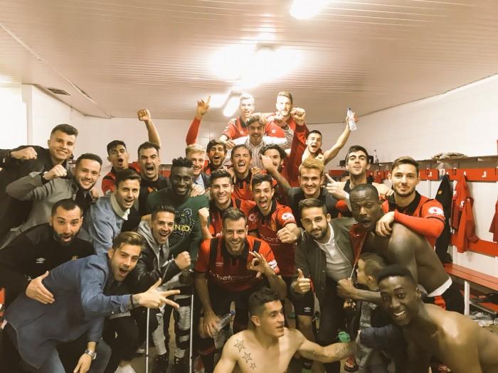 Mallorca sigue siendo roja y negra
