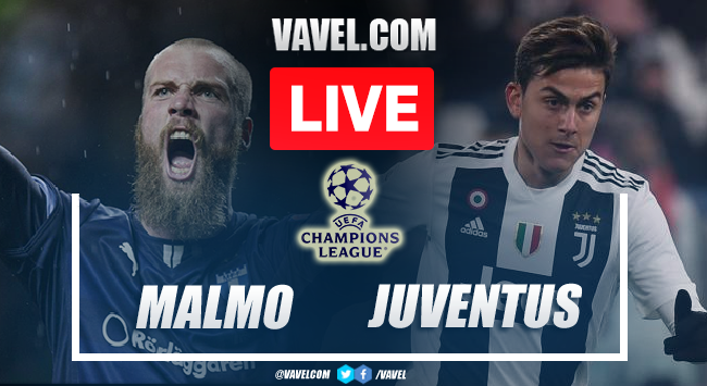 Goals and Highlights: Malmo 0-3 Juventus in Champions League 2021