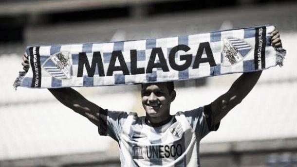 Málaga anuncia a contratação de Rosales