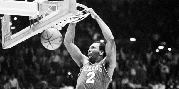 Moses Malone, la enana marrón de la NBA