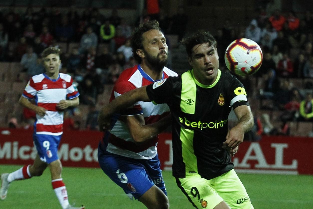 El Granada CF lleva 35 años sin perder en Mallorca