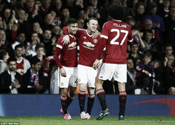 Manchester United 3-0 Ipswich Town: Comfortable win for Van Gaal's Reds over Championship side