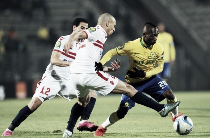 Definidos los finalistas en la Champions League africana