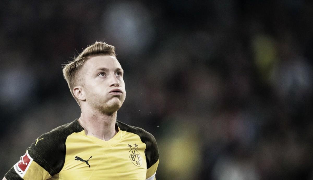 Borussia Dortmund decepciona e fica no empate com Hannover fora de casa