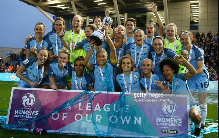 WSL 1 End of Season Review: Manchester City