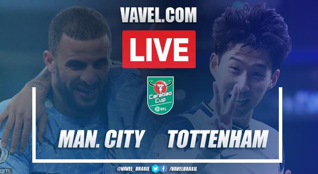 Gol e melhores momentos de Manchester City x Tottenham (1-0)