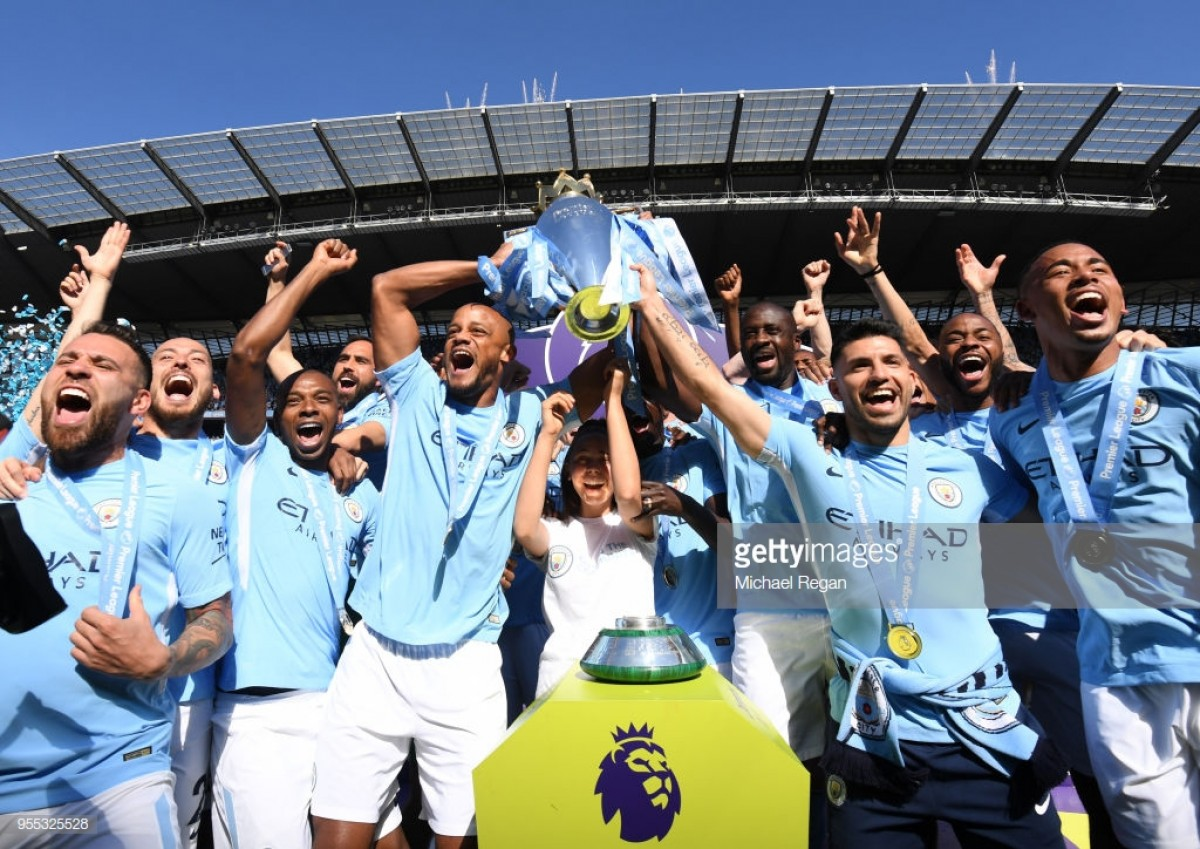 Manchester City 2018/19 Season Preview: Guardiola aims to re-win rather than retain