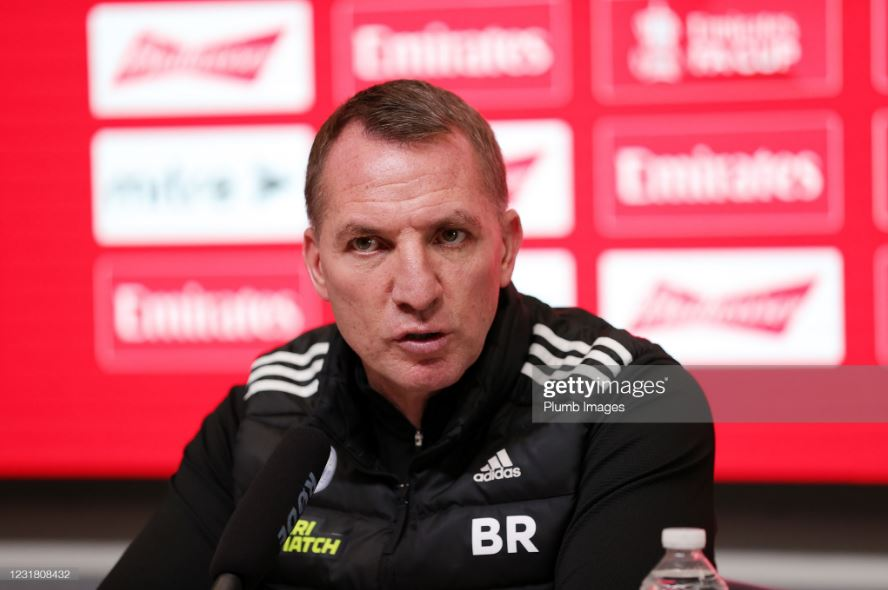 The five key quotes from Brendan Rodgers' pre-Manchester United press conference