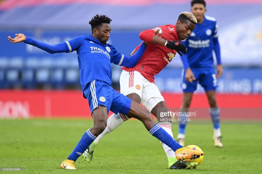 As it happened: Manchester United 1-2 Leicester City