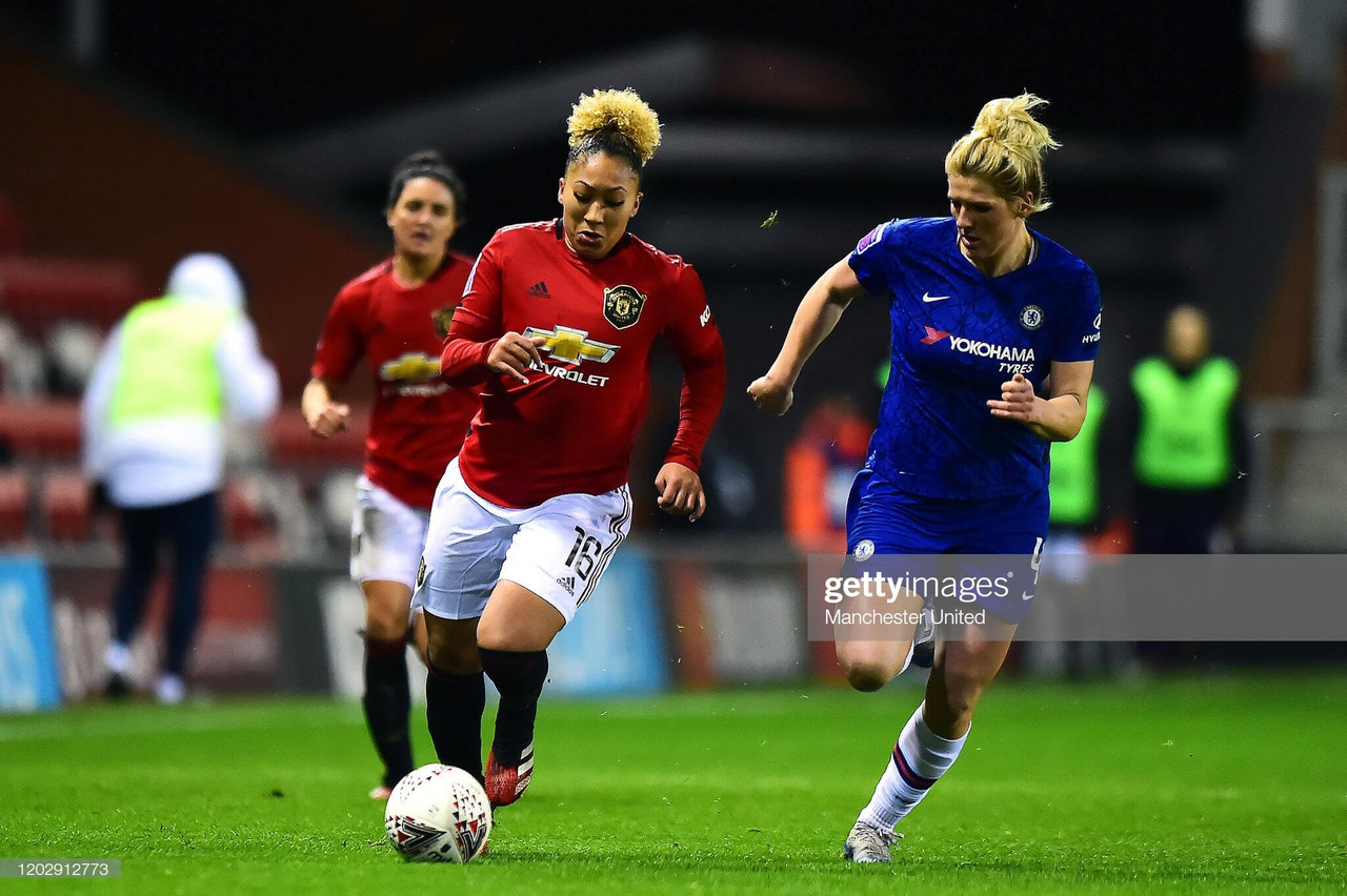 Manchester United Women vs Chelsea Women Preview: can the blues carry on title chase?