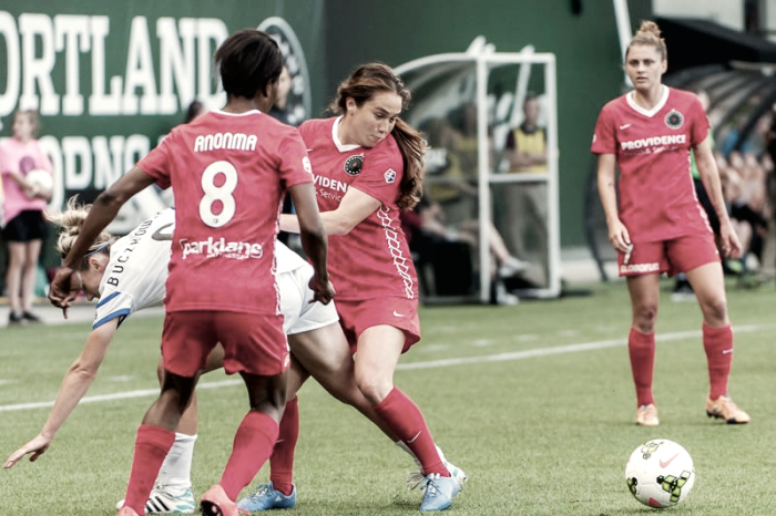 Portland Thorns and Mana Shim mutually agree to part ways