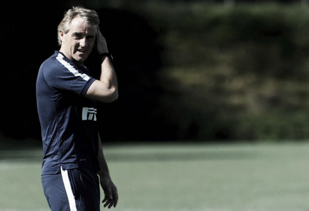 """Mancini: """"10 vittorie per l'Europa"""". E Thohir apre il portafoglio"""