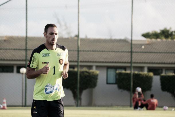 Após lesão, Rodrigo Mancha entra em fase de transição