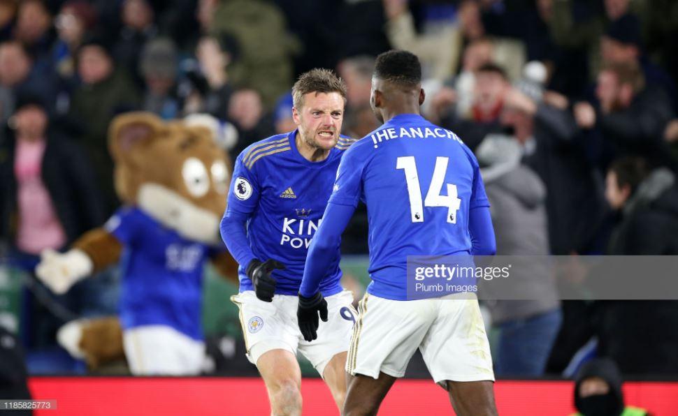 Jamie Vardy vs Kelechi Iheanacho: Who leads the line against Manchester City?