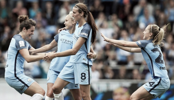 WSL 1 - Week 13 Round-up: Manchester City edge closer to the title