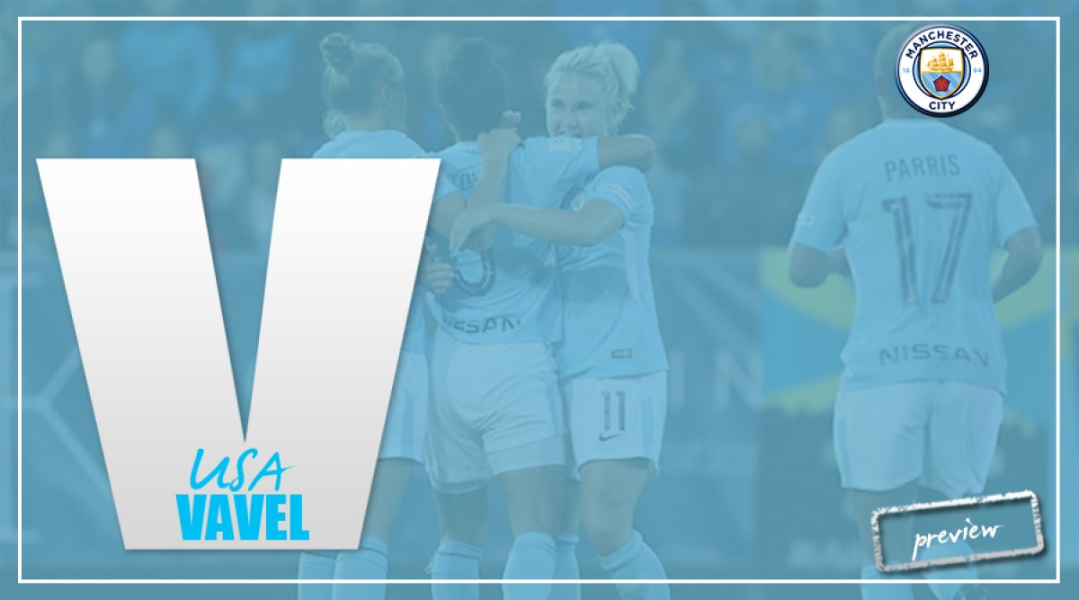 2018 Women's International Champions Cup Team Preview: Manchester City W.F.C.