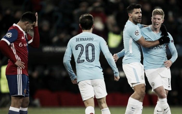 Bernardo Silva marca na goleada do City — Vídeo