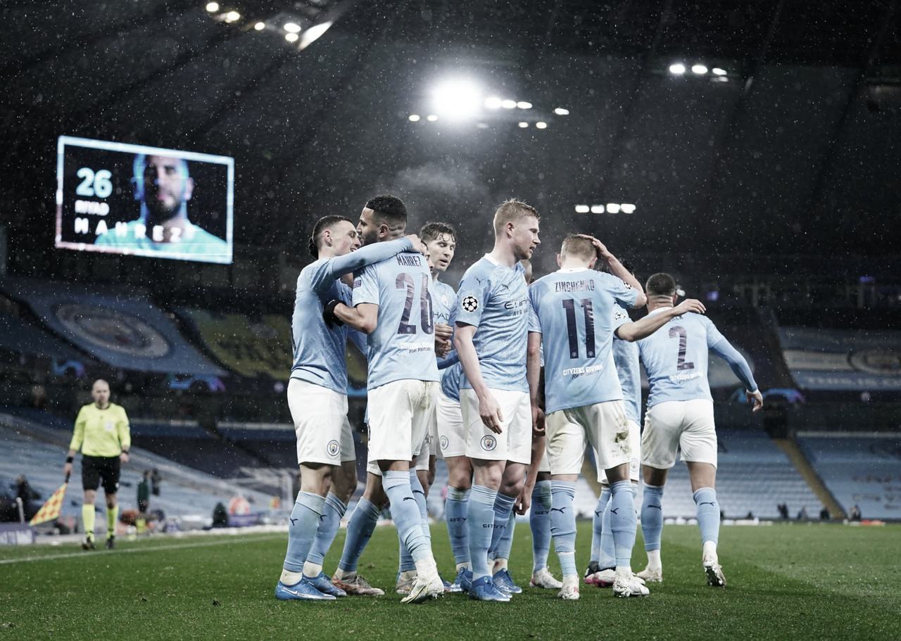 La eficiencia lleva al Manchester City a la final
