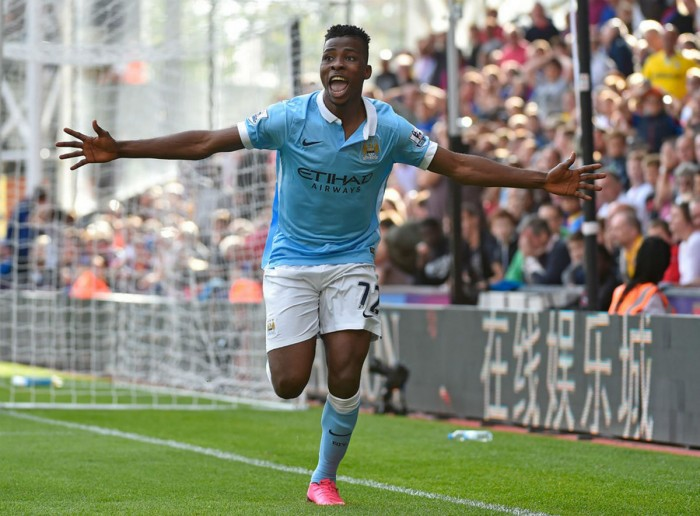 Kelechi Iheanacho pens new City deal