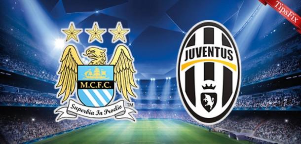 Resultado Juventus x Manchester City pela Uefa Champions League 2015/16 (1-0)