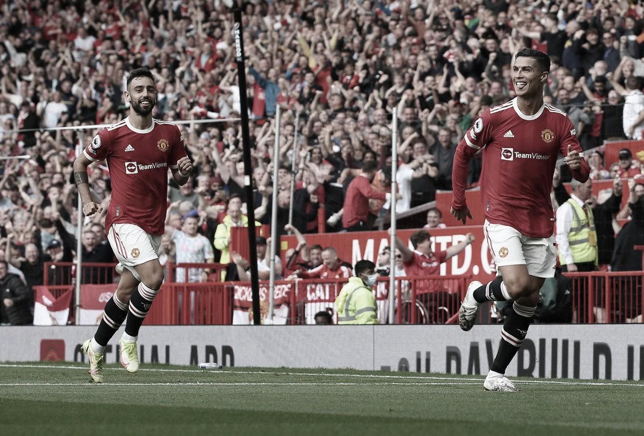 Com dois gols de Cristiano Ronaldo, Manchester United goleia Newcastle pela Premier League