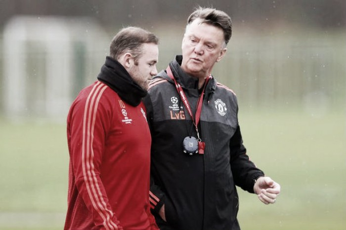 Rooney insists players are to blame for van Gaal criticism