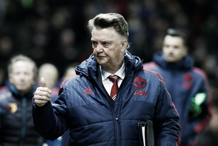 Van Gaal remains cautious as United gather momentum