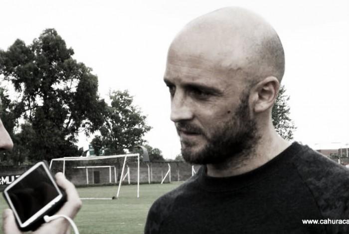 """Mancinelli: """"Las decisiones de los últimos partidos nos privaron de conseguir más puntos"""""""