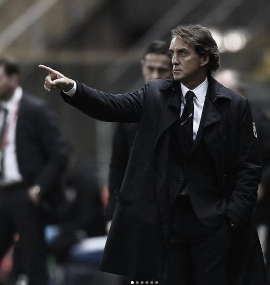 """Mancini: """"Suiza siempre nos pone en apuros"""""""