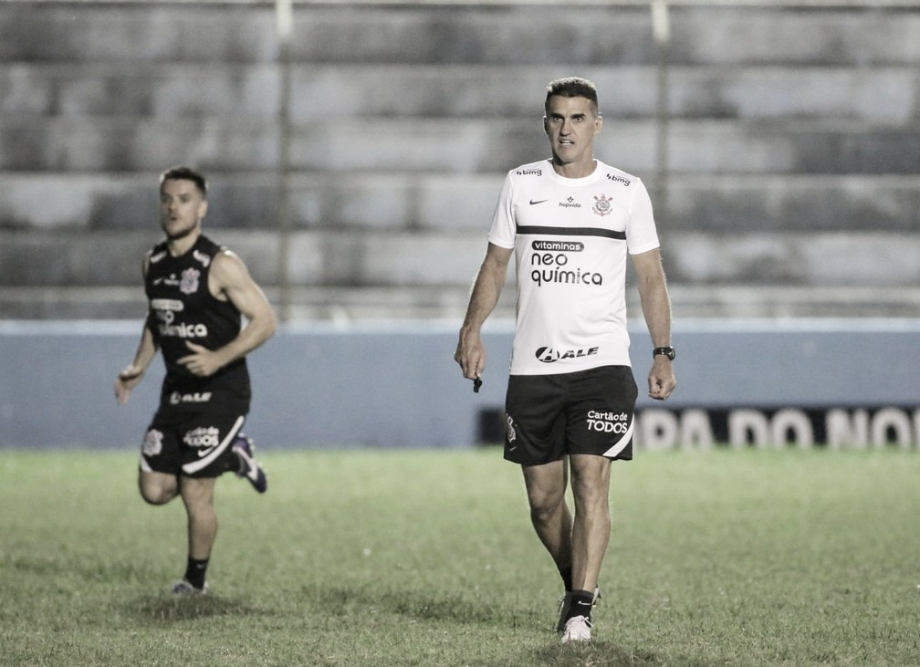 Invicto na temporada, Corinthians estreia na Copa do Brasil 2021 contra o Salgueiro