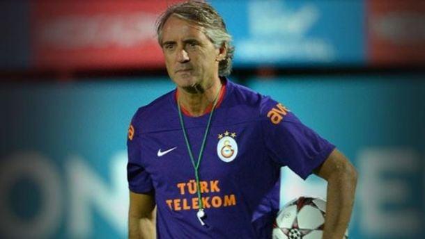 Mancini à Galatasaray
