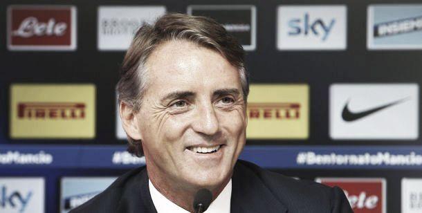 """Mancini: """"Atalanta squadra tosta, vogliamo continuità"""""""