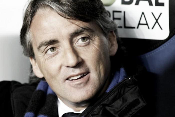 """Mancini: """"L'obiettivo è ritornare in Champions League, per lo Scudetto vedremo"""""""