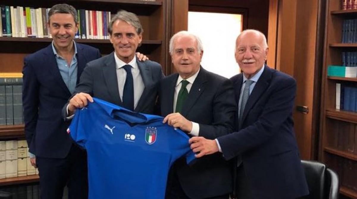 L'Italia riparte da Mancini, ufficiale la nomina a CT
